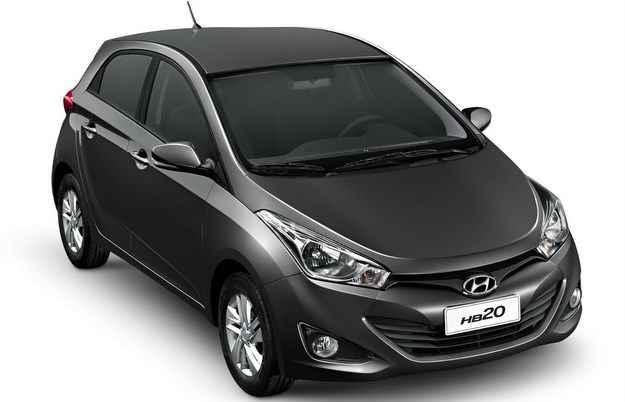 Hyundai anuncia novidades na linha 2014 do HB20 e vers�o b�sica fica mais cara