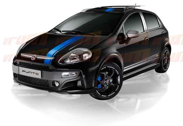 Pinças de freio foram pintadas de azul e as rodas são totalmente pretas - Arte: Soraia Piva/EM/D.A PRESS