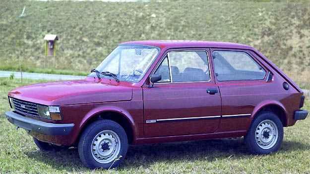 Fiat 147 � o modelo mais antigo envolvido no recall (Fiat/Divulga��o)