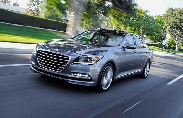 Hyundai Genesis ser� o primeiro modelo a ganhar a conex�o wireless - Hyundai/divulga��o