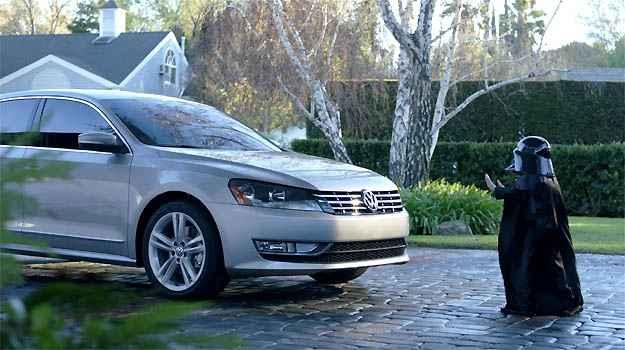 Volkswagen se prepara para o Super Bowl