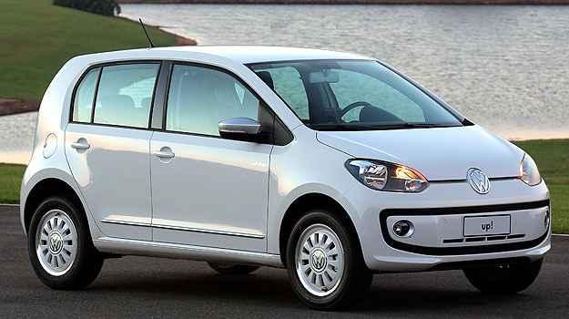 A tamb�m top de linha vers�o White Up! (Volkswagen/Divulga��o)