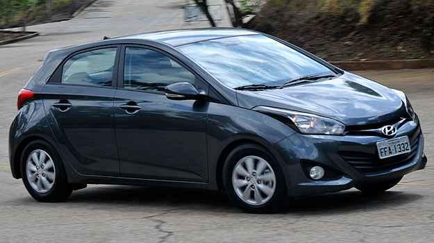 Hyundai, Volkswagen e Ford apostam nos motores de tr�s cilindros
