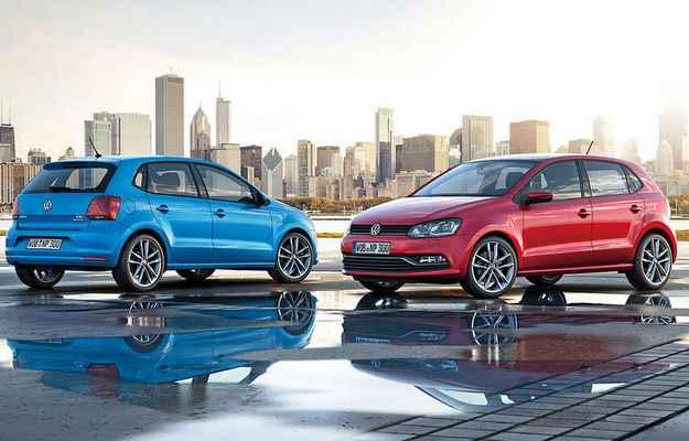 Novo Polo � uma das novidades da VW para o Sal�o de Genebra (Volkswagen/Divulga��o)