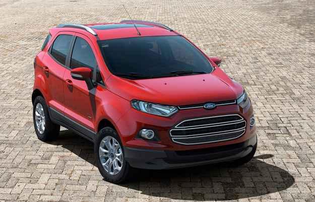 Ford convoca recall do EcoSport 2014 no Brasil