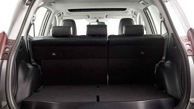 Volume do porta-malas cresceu 71 litros - Toyota/Divulga��o