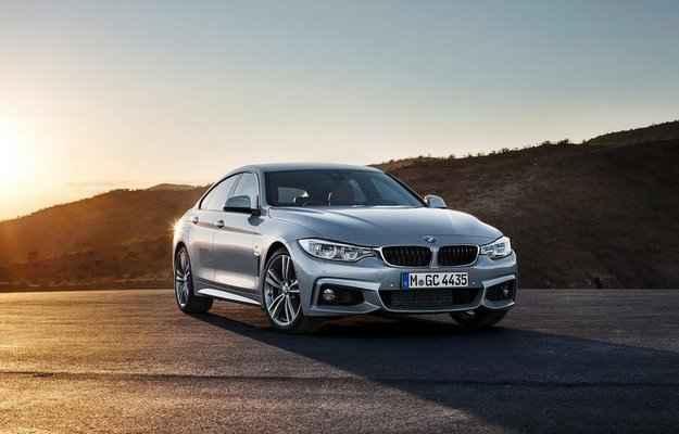 Carro traz as mesmas op��es de motoriza��o do S�rie 4 Coup� (BMW/divulga��o)