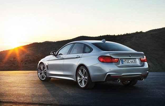 S�rie 4 Gran Coup� deve chegar aos Estados Unidos ainda este ano (BMW/divulga��o)