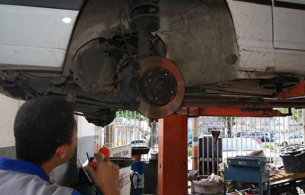 Inmetro divulga normas para certifica��o dos freios
