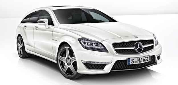Mercedes lan�a CLS 63 AMG Shooting Brake no Brasil por R$ 601 mil