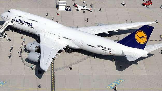 747-800,o maior avi�o da Boeing, j� est� autorizado a operar em Guarulhos (REUTERS)