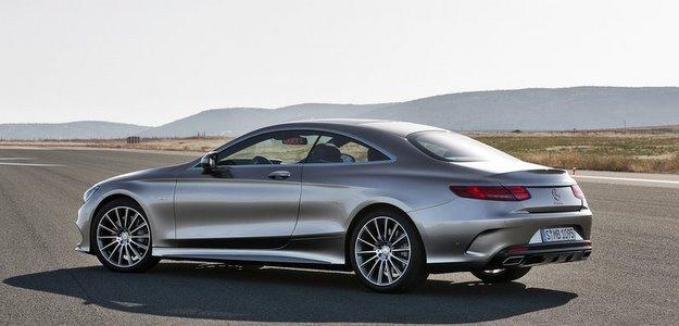 O Classe S ser� vendido inicialmente na vers�o S500  (Mercedes-Benz/divulga��o)