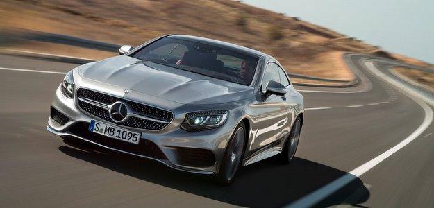 Mercedes-Benz lan�a o Classe S Coupe