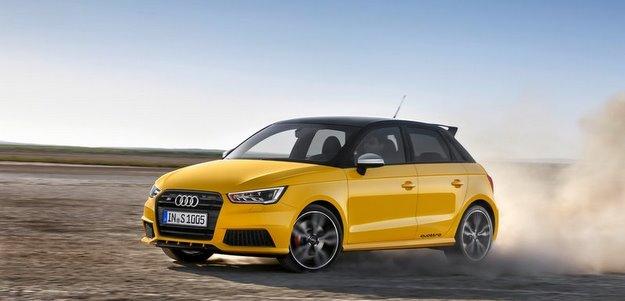 S1 Sportback acelera de 0 a 100 km/h em 5,9 segundos (Audi/divulga��o)