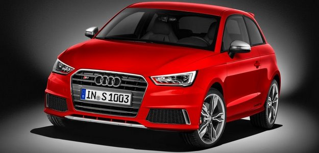 Audi apresenta S1 e S1 Sportback antes de Genebra
