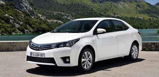 Novo Toyota Corolla chega em mar�o ao Brasil