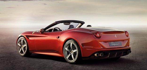 Calif�rnia T gera pot�ncia de 560 cv e torque m�ximo de 76,99 kgfm (Ferrari/divulga��o)