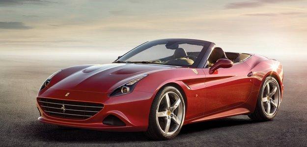 Ferrari apresenta a Calif�rnia T