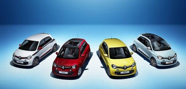 Modelo esbanja personalidade ao oferecer quatro cores vibrantes de carroceria (Renault/divulga��o)