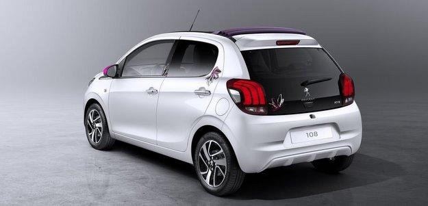 Carro possui o sistema start/stop para reduzir a emiss�o de CO2 - Peugeot/divulga��o