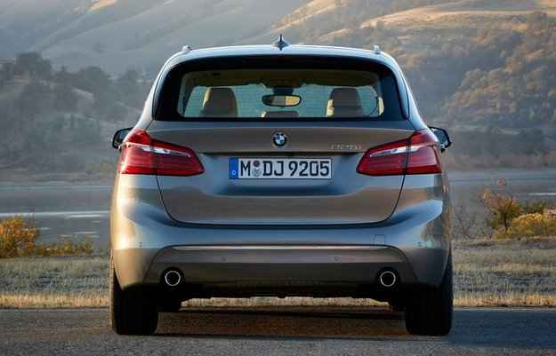 Active Tourer traz o motor 1.5 de três cilindros com 138 cv e 22,4 kgfm - BMW/divulgação