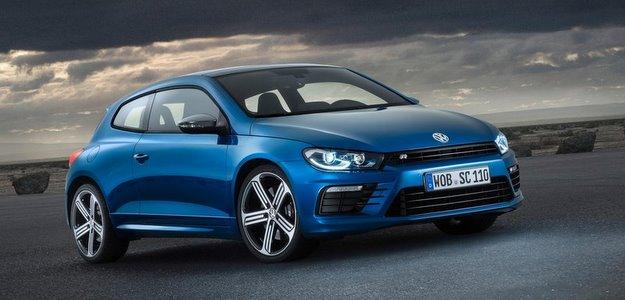 Volkswagen revela o novo Scirocco na Europa