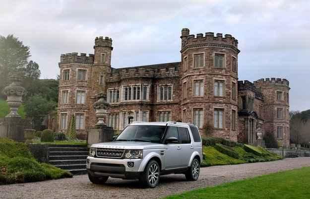 Discovery possui duas op��es de motoriza��o: 5.0 V8 a gasolina e o 3.0 V6 turbodiesel  - Land Rover/divulga��o