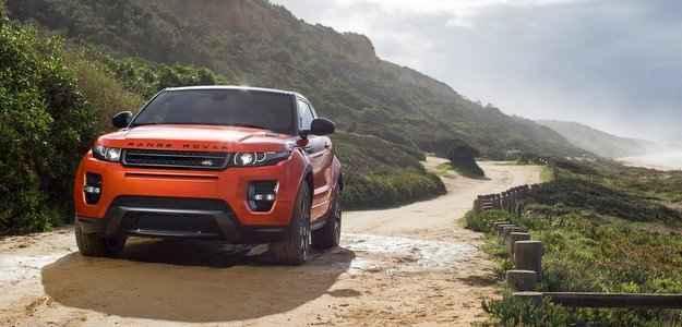 Land Rover apresenta o Evoque Autobiography