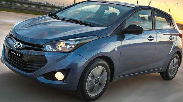 S�rie Especial tem detalhes em preto na dianteira - Hyundai/Divulga��o