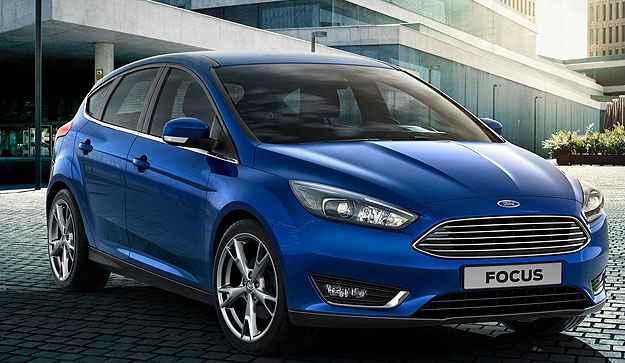 Focus tem novos para-choques, grade e conjunto �ptico (Ford/Divulga��o)