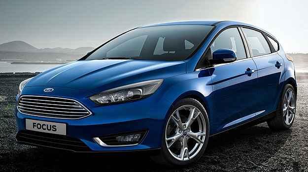 Primeira reestiliza��o da terceira gera��o do Focus na Europa. Veja fotos (Ford/Divulga��o)