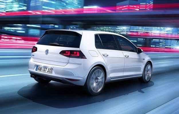 No modo híbrido, o Golf acelera de 0 a 100 km/h em 7,6 segundos - Volkswagen/divulgação