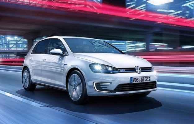 Novo Volkswagen Golf ganha vers�o GTE