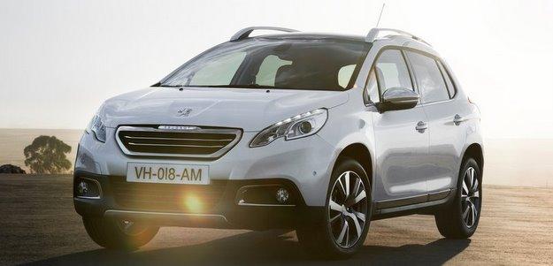 Peugeot 2008 teve a escala comercial aumentada tr�s vezes (Peugeot/divulga��o)
