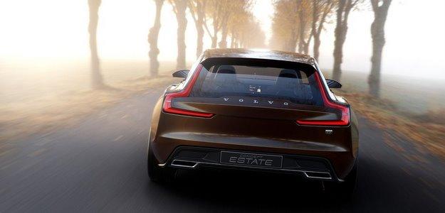 Modelo � o �ltimo da trilogia de conceitos revelados pela Volvo (Volvo/divulga��o)