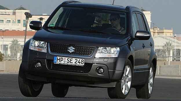Suzuki Grand Vitara 'apagou' na BR-381 e deixou propriet�rio inseguro - Suzuki/Divulga��o