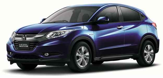 Honda confirma a produ��o do Vezel na f�brica brasileira (Honda/divulga��o)