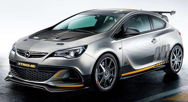 Vers�o apimentada do Astra possui motor 2.0 turbo com  300 cavalos de pot�ncia - Opel/Divulga��o