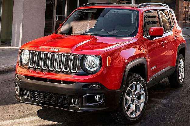 Jeep Renegade será produzido na fábrica da Fiat em Pernambuco - Jeep/Divulgação