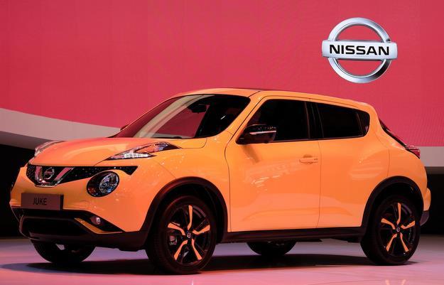 Nissan revela o bizarro Juke reestilizado em Genebra