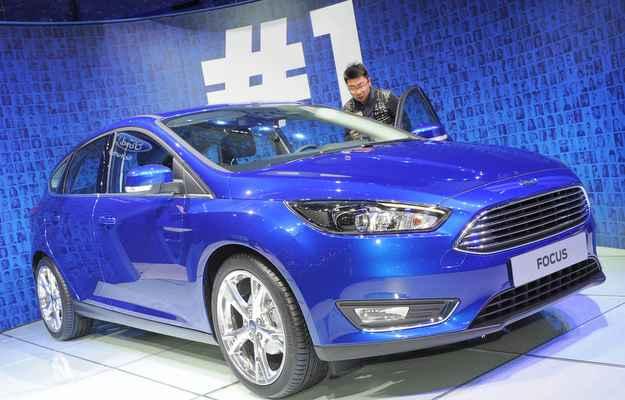 Focus ganha reestiliza��o e deixa modelo brasileiro defasado (Geneva Motor Show/Divulga��o)