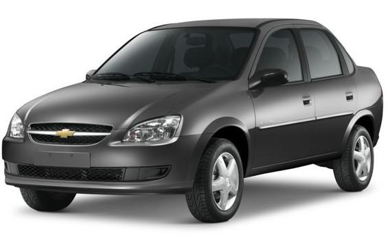 Chevrolet lan�a Classic Advantage por R$ 34,1 mil