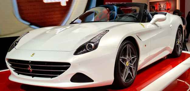 Ferrari Calif�rnia T � apresentada em Genebra