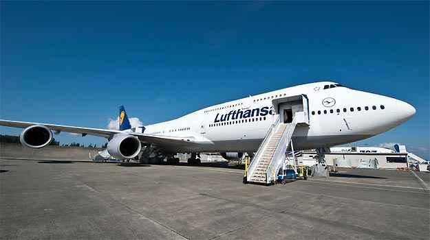 Lufthansa/Divulga��o