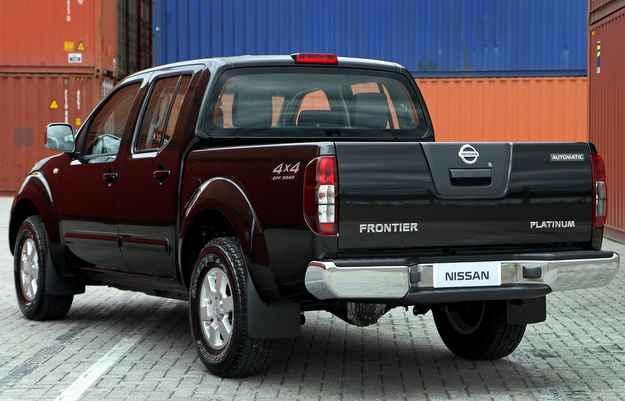 (Nissan/Frontier)