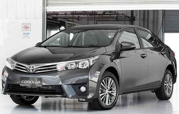 Toyota lan�a nova gera��o do Corolla no Brasil por R$ 66,5 mil (Toyota/Divulga��o)