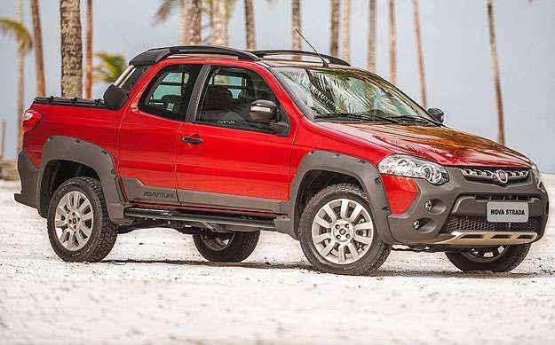 Strada Adventure 1.8 Cabine Dupla  - R$ 56.990 (Fiat/Divulga��o)