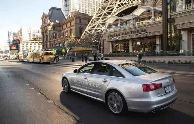 Audi lan�a sistema de seguran�a integrado a sem�foros