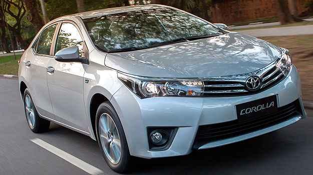 As melhorias foram significantes, tornando o Corolla um carro mais �gil e prazeroso de guiar - Toyota/Divulga��o