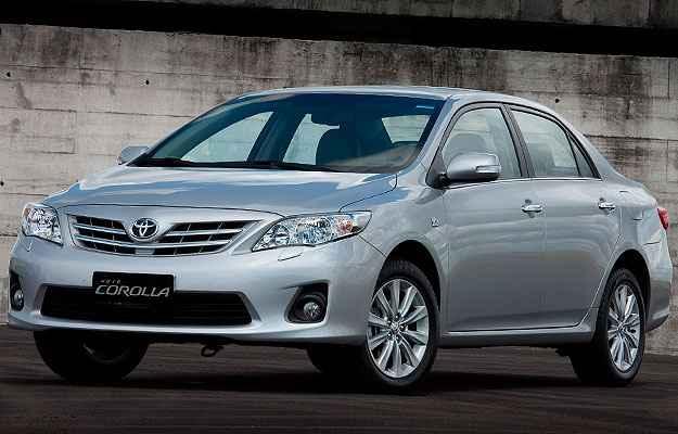 Novo Toyota Corolla: o que � bom pode sempre melhorar (Toyota/Divulga��o)